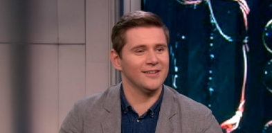 "Allen Leech on ""The Imitation Game"" & ""Downton"""