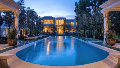 $58M Beverly Hills Pad Hits the Market