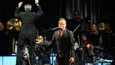 On Sale Fri: Sting at the Apollo