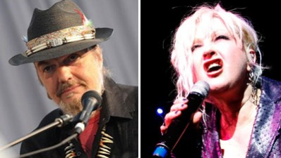 On Sale Saturday: Cyndi Lauper & Dr. John