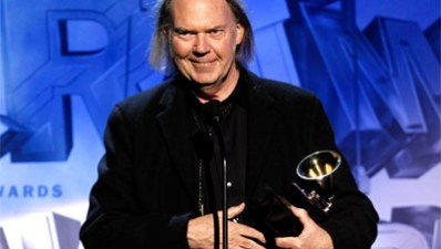 On-Sale Alert: Neil Young @ Avery Fisher Hall