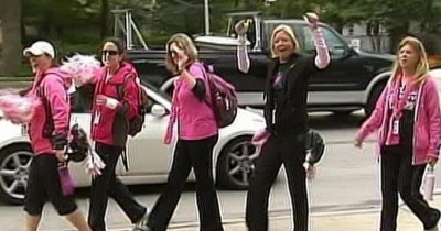 Breast Cancer Awareness, Avon Walk Comes to New York City