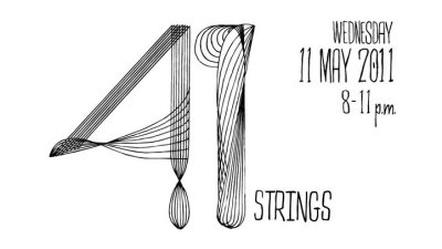Nick Zinner Curates 41 Strings Earth Day Event