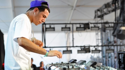 Review: Araabmuzik @ E. River Park Amphitheater