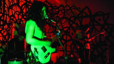 Last Night At 285 Kent: Vivian Girls, Widowspeak, Woven Bones