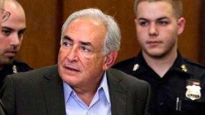 Dominique Strauss-Kahn's DNA Found to Be A Match