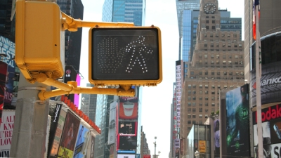 NYC Ranked Top Walkable City in America