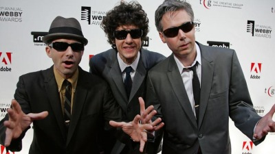 Beastie Boys New Video