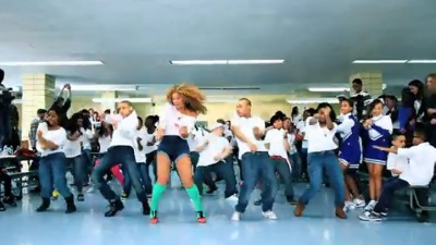 Beyonce's Music Video for Let's Move! Released