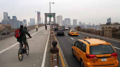 Commuting Keeps New Yorkers Fit
