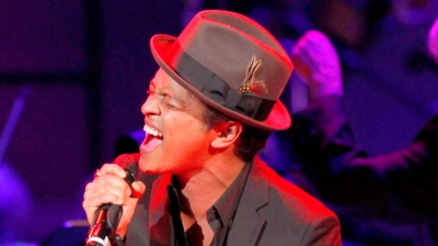 "Bruno Mars on ""Saturday Night Live"""