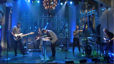 WATCH: Foster the People on SNL