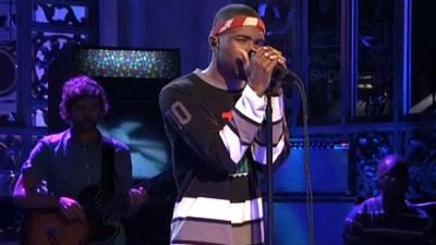 "Video: Frank Ocean on ""Saturday Night Live"""