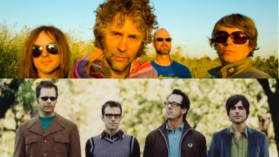 Flaming Lips & Weezer to Play Interlocking Sets