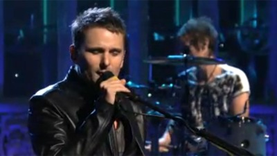 "Video: Muse on ""Saturday Night Live"""