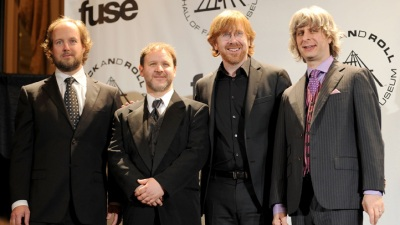 Phish Hit Madison Square Garden For New Year's Run