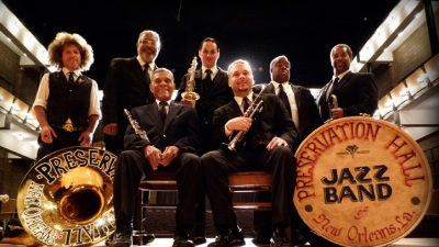 Preservation Hall Jazz Band Throw Themselves A Party