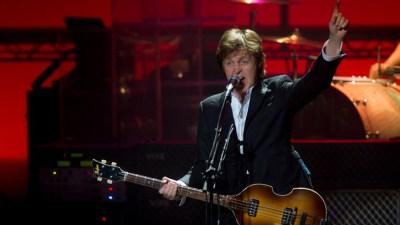 Paul McCartney to Play Yankee Stadium