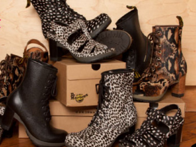 Shoe Drop: Dr. Martens x Opening Ceremony