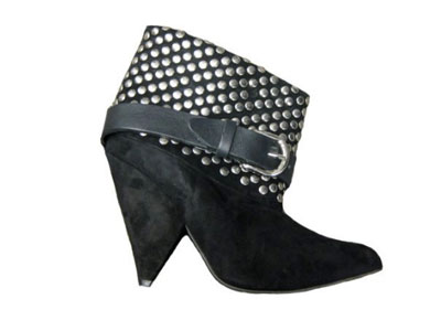 "Clippings: Isabel Marant's Booties Are Season's ""It"" Shoe Edition"