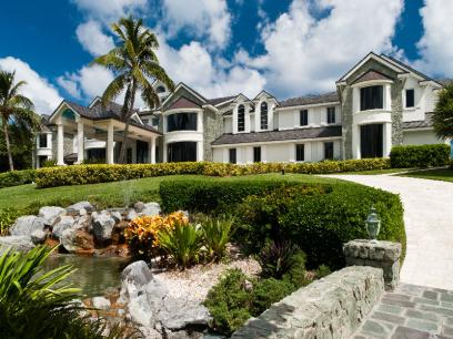 An Oceanfront Compound in Palm Beach