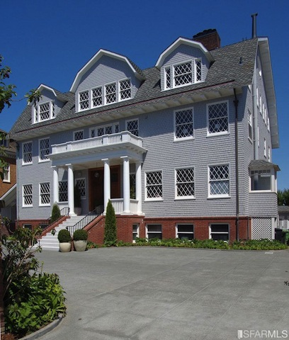 Zynga Co-Founder Spends $16M on S.F. Manse