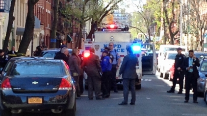 Robbery Suspect Fatally Shot by Detective: NYPD