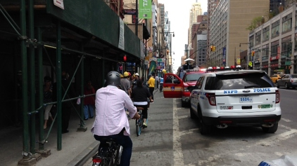 Worker Plunges 24 Stories Down Midtown Elevator Shaft, Dies: Cops