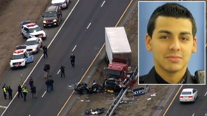 Cop Driving in Deadly Crash Had .24 BAC: Sources