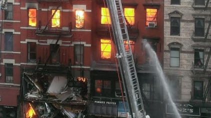 Possible Gas-Line Tampering Eyed in Blast: Sources