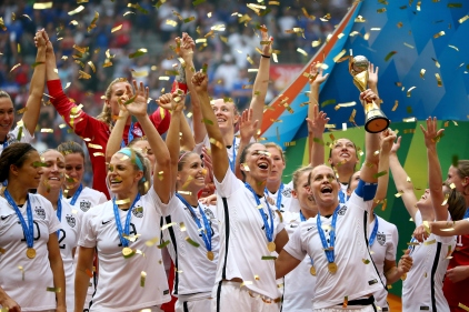 NYC to Hold Parade for Women's World Cup Champs