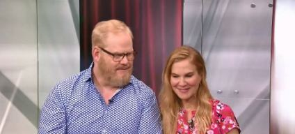 Catching Up With Jim & Jeannie Gaffigan