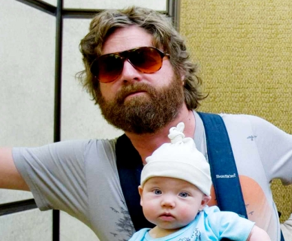 "Galifianakis Says He's Doing ""SNL,"" ""SNL"" Being Coy"