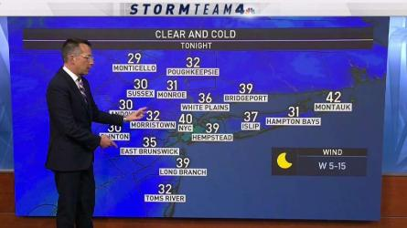 <p>Storm Team 4's Dave Price with your forecast for Thursday, Oct. 18.</p>