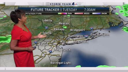 <p>Storm Team 4 meteorologist Janice Huff has your forecast for Tuesday, June 19.</p>