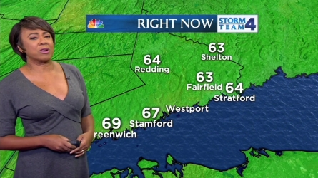 Janice Huff's forecast for May 24.