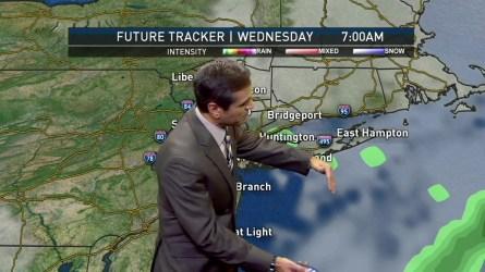 Chris Cimino's weather forecast for Wednesday, September 28.