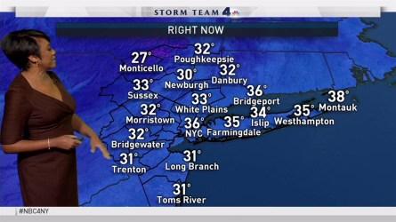 Janice Huff's forecast for December 9.