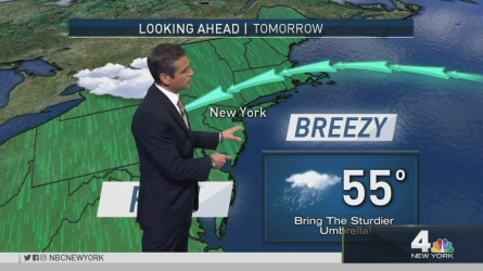 Chris Cimino's forecast for April 24th.
