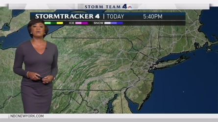 <p>Janice Huff&rsquo;s forecast for October 18th.</p>