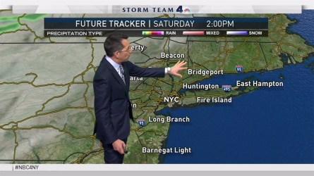 <p>Dave Price's forecast for Friday, Nov. 24.</p>
