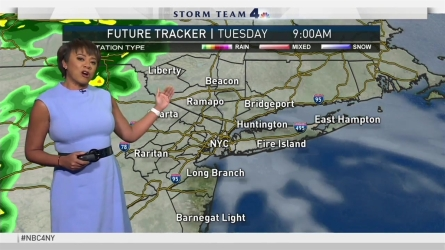 <p>Storm Team 4 meteorologist Janice Huff has your forecast for Tuesday, May 22.</p>