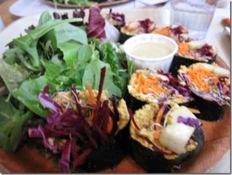 Hip & Healthy: Favorite Vegan Dishes Around Town