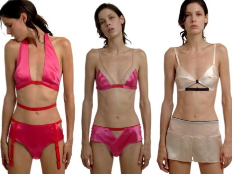 Know Right Now: Lingerie by Jean Yu