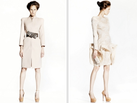 The First McQueen Collection Without McQueen: Resort 2011