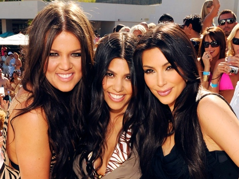 Kardashian Sisters Collaborate on 'Curvy' Clothing Line