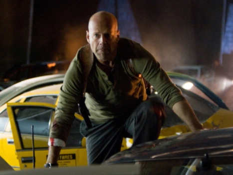 "Bruce Willis Ready to ""Die Hard"" Again"