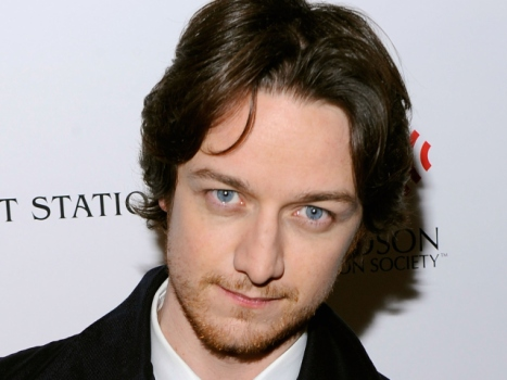 "James McAvoy's ""I'm With Cancer"" Ready to Roll"