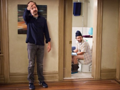 Charlie Day: Breaking New Ground in Movie Scenes from the Toilet Seat