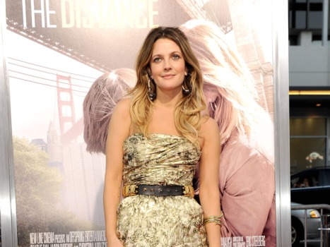 Drew Barrymore Puts Real Alaska On Movie-Making Map
